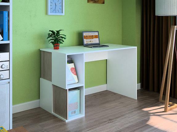 Компьютерный прямой стол Флеш-Ника LEGA - 20 (стандарт), фото 2