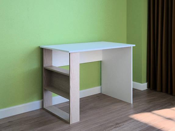 Компьютерный прямой стол Флеш-Ника LEGA - 21 (стандарт), фото 2
