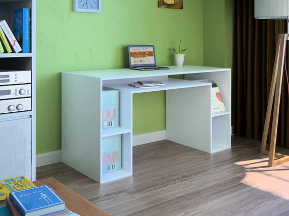 Компьютерный прямой стол Флеш-Ника LEGA - 25 (стандарт), фото 2