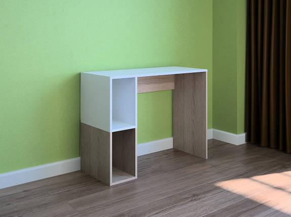 Компьютерный прямой стол Флеш-Ника LEGA - 27 (стандарт), фото 2