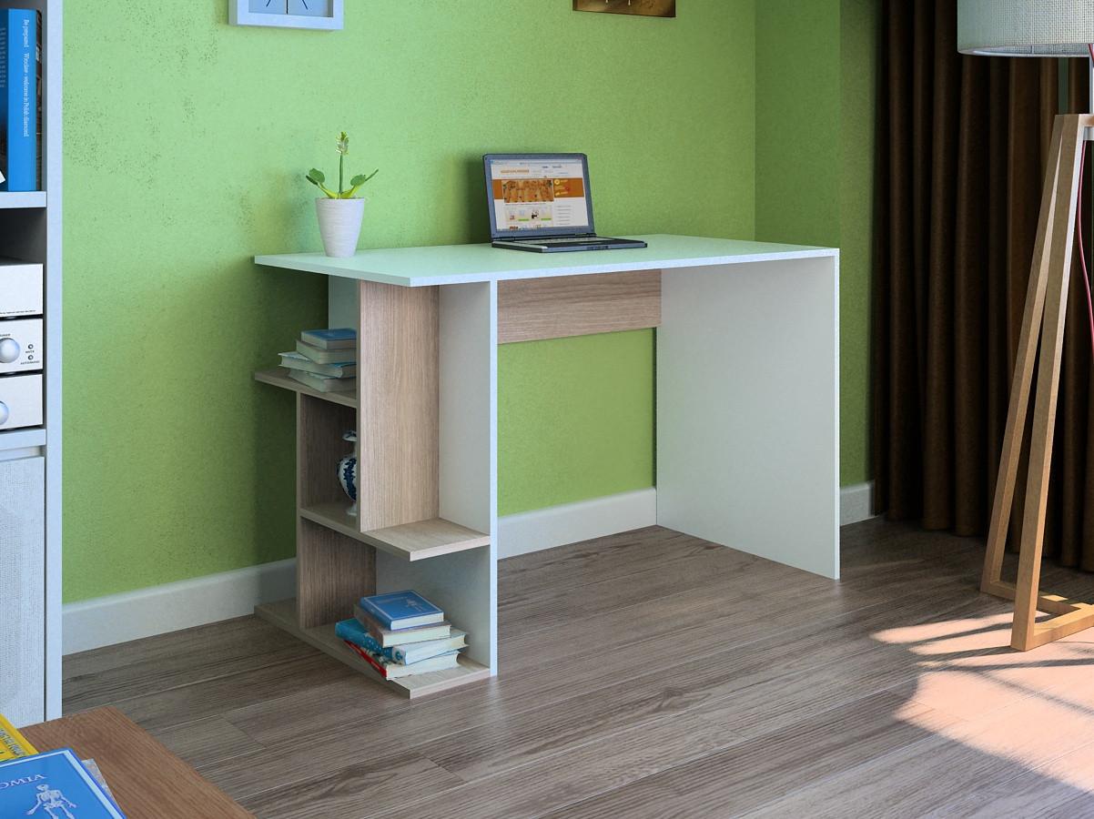 Компьютерный прямой стол Флеш-Ника LEGA - 28 (стандарт)