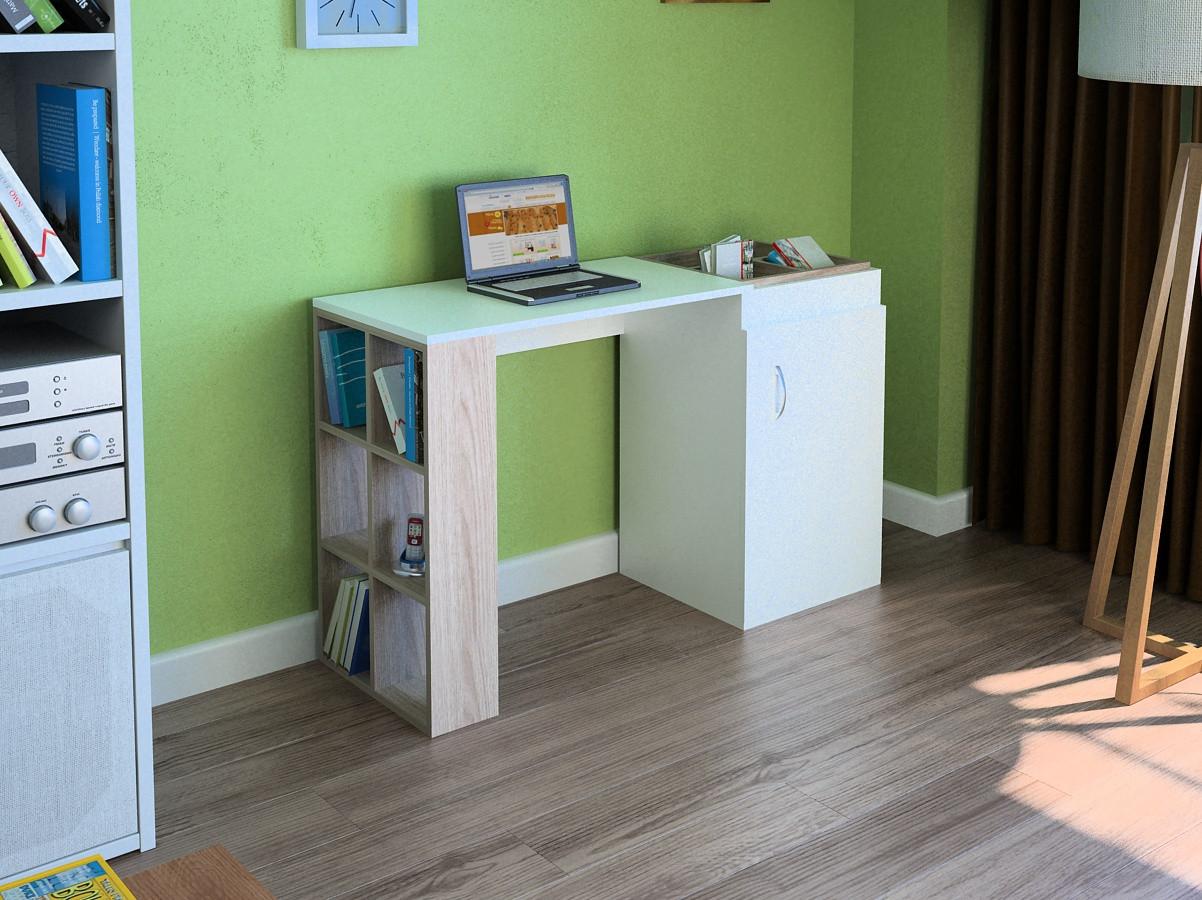 Компьютерный прямой стол Флеш-Ника LEGA - 29 (стандарт)