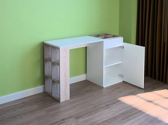 Компьютерный прямой стол Флеш-Ника LEGA - 29 (стандарт), фото 2