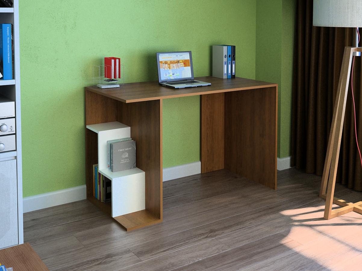 Компьютерный прямой стол Флеш-Ника LEGA - 38 (стандарт)