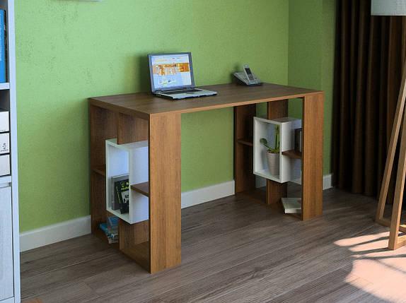 Компьютерный прямой стол Флеш-Ника LEGA - 46 (стандарт), фото 2