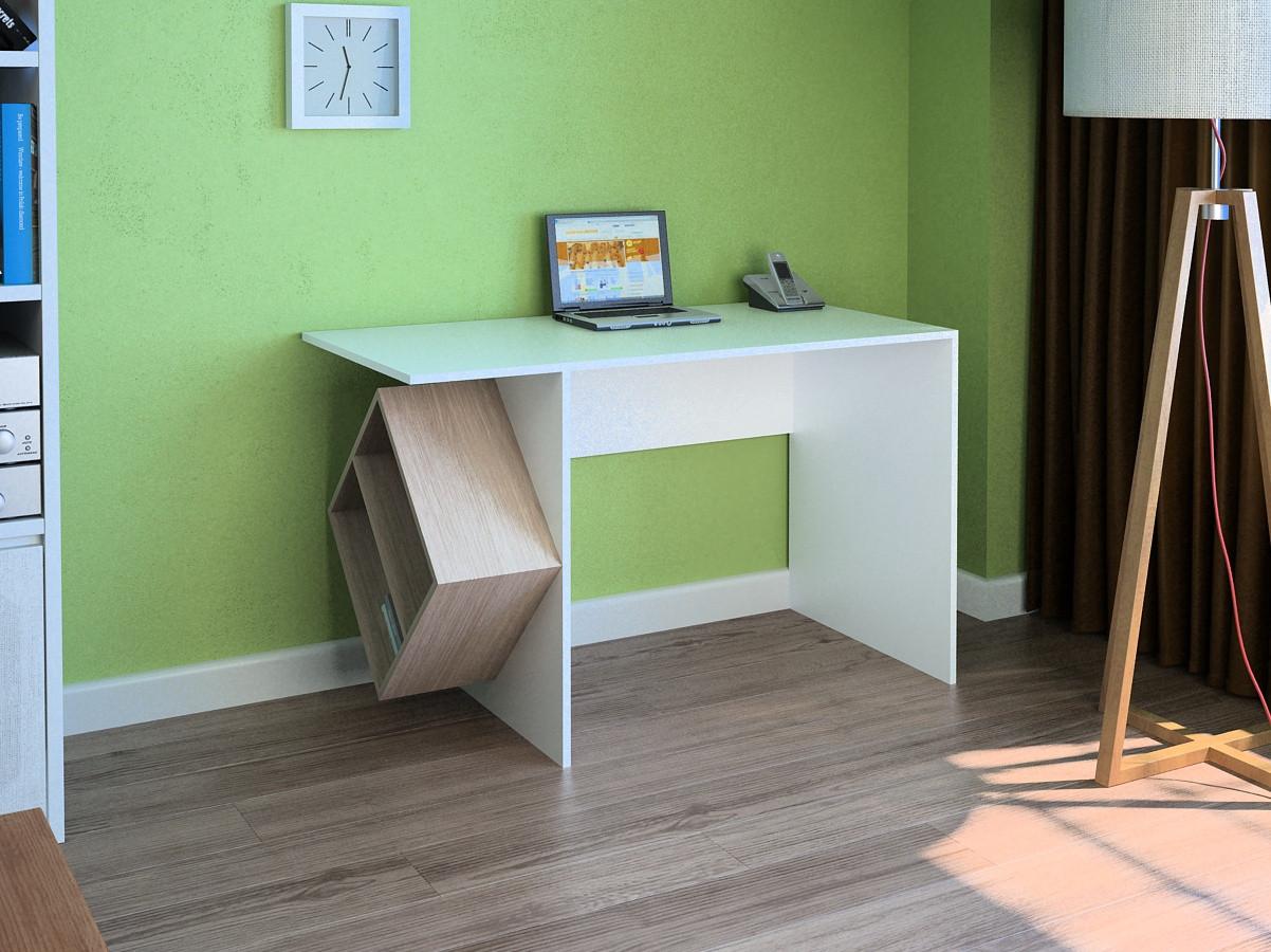 Компьютерный прямой стол Флеш-Ника LEGA - 50 (стандарт)