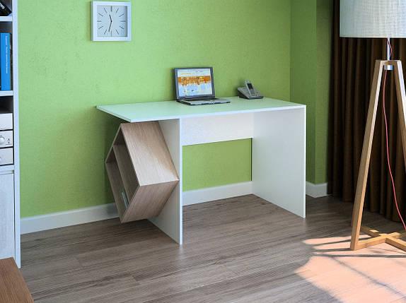 Компьютерный прямой стол Флеш-Ника LEGA - 50 (стандарт), фото 2