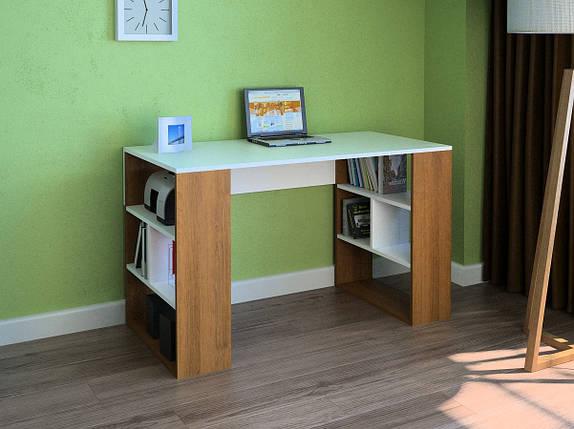 Компьютерный прямой стол Флеш-Ника LEGA - 52 (стандарт), фото 2