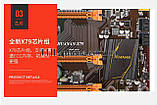 Комплект Xeon E5 2689 2680 V1 V2, HuananZHI X79 New Game Пам'ять 16 Гб Кулер Lga 2011 LGA2011 Huanan, фото 7