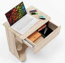Комп'ютерний стіл трансформер для ноутбука Comfy-Home ZEUS™ / ЗЕУС™ Kombi / Комбі Z2