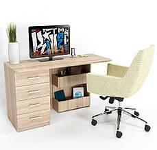Комп'ютерний стіл-трансформер для ноутбука Comfy-Home ZEUS™ / ЗЕУС™ Caliban / Калибан