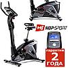 Тренажер велосипед HS-090H Apollo graphite/black,Електромагнітна,18,5,Тип Вертикальный ,