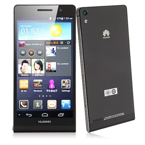 Чехол Huawei Ascend P6