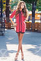 Яркое платье с кантом Gepur Fancy 13924