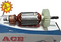 Якорь (ротор) для перфоратора HITACHI DH 24PC3, HITACHI DH 24PВ3, HITACHI  DH 24PМ (149*35.5/ 5-з право), фото 1