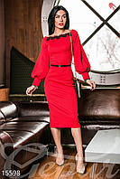 Элегантное платье-миди Gepur Escape 15598