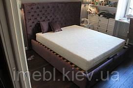М'яке ліжко, з великим ящиком (Фіолетова)
