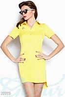 Летнее платье-рубашка Gepur Story book 20005