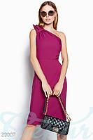 Необычное облегающее платье Gepur Story book 20007