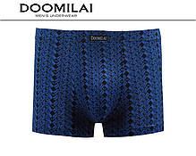 Мужские боксеры стрейчевые из бамбука  Марка  «DOOMILAI» Арт.D-01194, фото 3
