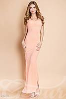 Длинное платье-майка Gepur Pastel 21273
