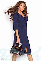 Деловое платье-миди Gepur Lively 22368