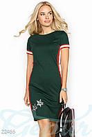 Оригинальное спортивное платье Gepur Bounce 22466