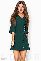 Трендовое платье-клеш Gepur Edge 23857