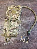 Гидратор Skif Tac с чехлом 2,5 литра камуфляж