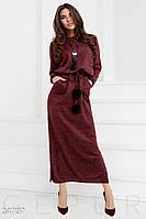 Теплое платье-реглан Gepur Today 24707