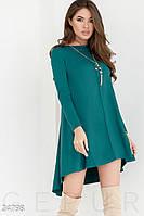 Трикотажное платье-клеш Gepur Impression 24798