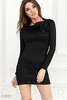 Теплое трикотажное платье Gepur Impression 24800