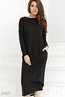 Комфортное платье-макси Gepur Impression 24825