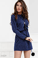 Короткое платье-реглан Gepur Today 24839