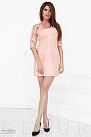Ажурное коктейльное платье Gepur Right now 25383