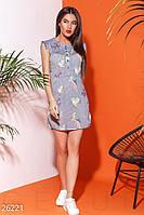 Легкое платье-туника Gepur Sweet simple 26221