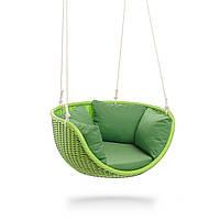 Подвесное кресло-качель Невада Зеленое (Pradex ТМ)