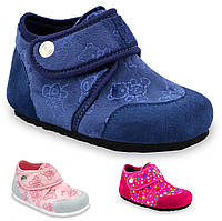 Тапочки ортопедические детские, домашние Kinder, цвет - розовый, размер - 23