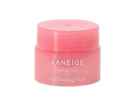 Laneige Lip Sleeping Mask Berry Miniature Миниатюра ночной маски для губ