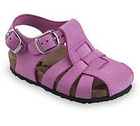 Сандали ортопедические детские Papilio, цвет розовый, размер - 23