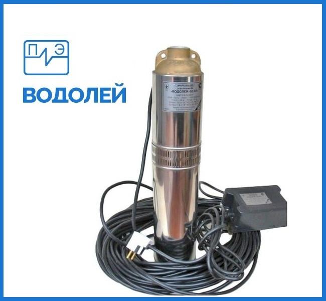 Глубинный насос ВОДОЛЕЙ БЦПЭ 0.32-80У