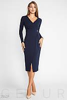 Стильное платье-халат Gepur Seven days 28429