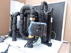 Термодинамическая система L50 (Готовое решение для отопления и нагрева воды)