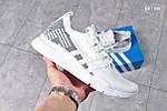 Мужские кроссовки Adidas EQT Support (белые), фото 4