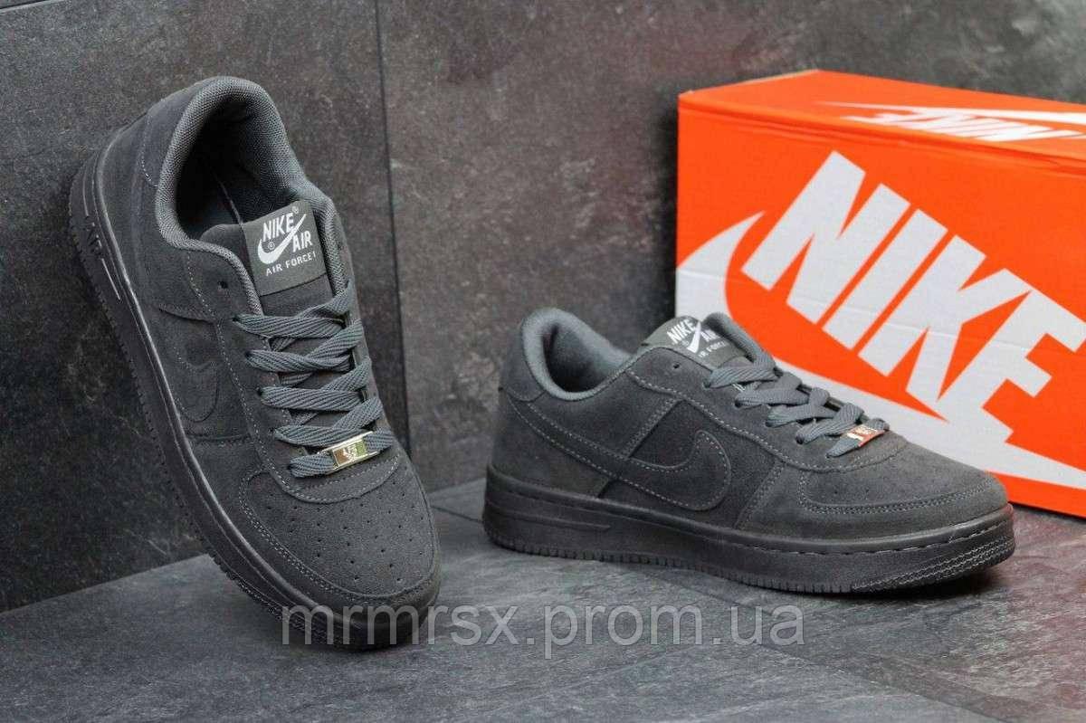 088fe8af Мужские кроссовки Nike Air Force серые 2724, цена 652 грн., купить Боярка —  Prom.ua (ID#973852344)
