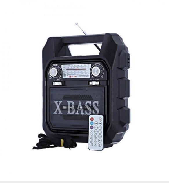 Радио портативная колонка блютуз Golon RX-699 BT