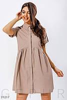 2c0653c983a38d7 Платье-коктейль с Завышенной Талией Черное Д-1671 — в Категории ...