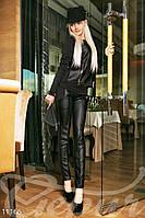 Фактурный прогулочный костюм Gepur Weekend 11166