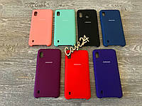 Чехол Soft touch для Samsung Galaxy A10 (7 цветов)