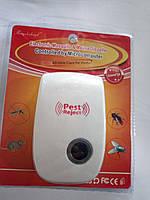 Отпугиватель мышей, крыс и насекомых Electronic Mosquito and Mouse Dispeller Pest Reject